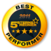 Rednerpreis: Best Performer 2011