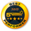 Rednerpreis: Best Performer 2012